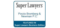 Super Lawyers Recognition Logo 2014 Centered
