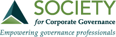 Society for Corporate Governance Logo
